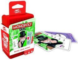 Monopoly Deal - Keverj, rabolj, nevess! (mini kártyajáték)
