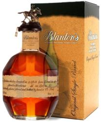 Blanton's Original Single Barrel Whiskey 0,7L 46,5%