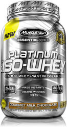 Muscletech Essential Platinum Iso Whey - 812g