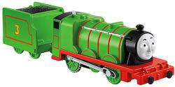 Mattel Fisher-Price Thomas Track Master Henry motorizált kisvonat BML10