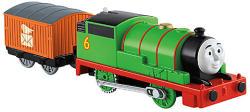 Mattel Fisher-Price Thomas Track Master Percy motorizált kisvonat BML07
