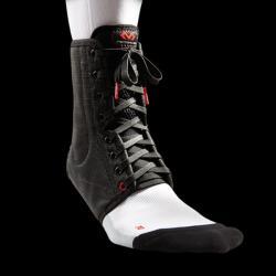 McDAVID 199 - Könnyű, fűzős bokavédő merevítővel