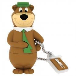 EMTEC Yogi Bear HB104 8GB USB 2.0 ECMMD8GHB104