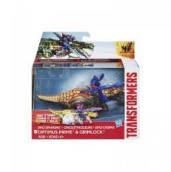 Hasbro Transformers Age of Extinction - Optimus Prime és Grimlock A6494