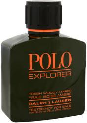 Ralph Lauren Polo Explorer EDT 125ml Tester