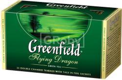 Greenfield Flying Dragon Zöld Tea
