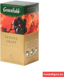 Greenfield Festive Grape Tea 25 filter