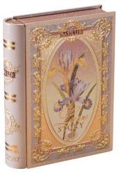BASILUR Love Story II Fém Könyv- Fekete És Zöld Tea 100 g