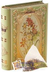 BASILUR Love Story I Fém Könyv Zöld Tea 10 g