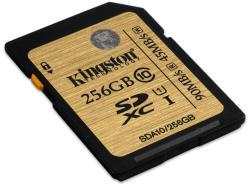 Kingston SDXC 256GB Class 10 UHS-I SDA10/256GB