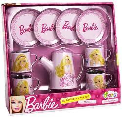 Faro Toys Barbie Fém Teázószett