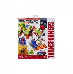 Hasbro Transformers Age of Extinction Construct-Bots - Optimus Prime és Gnaw A6165