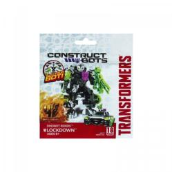 Hasbro Transformers Age of Extinction Construct-Bots Dinobot Riders - Lockdown A6171