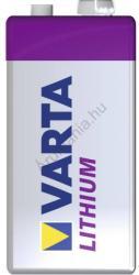 VARTA 9V Professional Lithium 6LR61 (1)