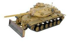 Revell M60A3 with M9 1/72 3175