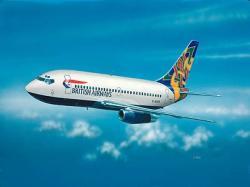 Revell Boeing 737-200 1/200 4232