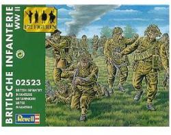 Revell Britische Infanterie WWII 1/72 2523
