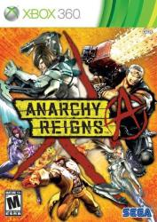 SEGA Anarchy Reigns (Xbox 360)