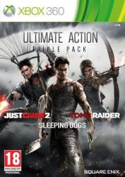 Square Enix Ultimate Action Triple Pack: Just Cause 2 + Sleeping Dogs + Tomb Raider (Xbox 360)