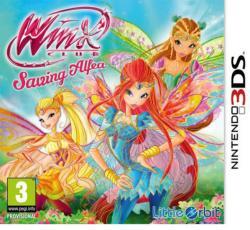 Namco Bandai Winx Club Saving Alfea (3DS)