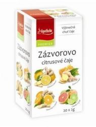 Apotheke Narancs És Gyömbér Tea 20 filter