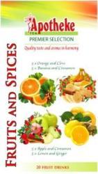Apotheke Fűszeres Gyümölcsteák 20 filter