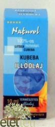 Naturol Kubeba Illóolaj 10ml