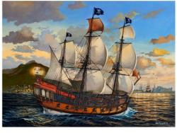 Revell Pirate Ship 1/72 5605