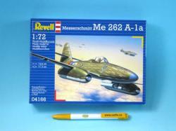 Revell Messerschmitt Me-262A-1a 1/72 4166