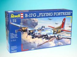 Revell B-17G Flying Fortress 1/72 4283