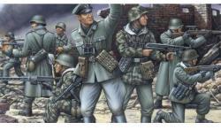 Revell German Elite Troops WWII 1/72 2584
