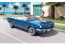 Revell 69 Mustang Convertible 1/24 7190