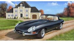 Revell Jaguar E-Type 1/25 7291