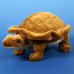 Semo Toys Teknősbéka, barna - 25cm