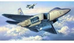 Revell Lockheed-Martin F-22A Raptor 1/72 4386