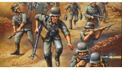 Revell Deutsche Panzergrenadiere WWII 1/72 2511
