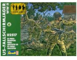 Revell US Paratroopers US Paratroopers WWII 1/24 2517