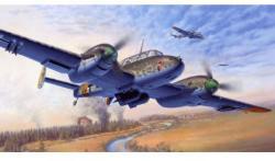 Revell Messerschmitt Bf-110E-1 1/72 4341
