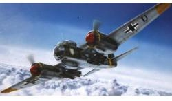 Revell Junkers Ju-88A-4/D-1 1/72 4130