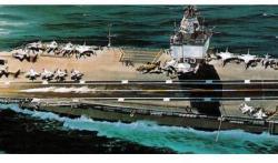 Revell USS Enterprise 1/720 5046