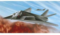 Revell F-117A Stealth Fighter Set 1/144 64037