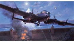 Revell Avro Lancaster Mk.I/III DamBusters 1/72 4295
