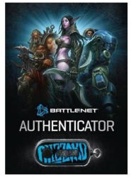 Blizzard Entertainment Battlenet Authenticator
