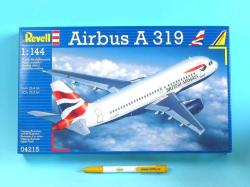 Revell Airbus A319 1/144 4215