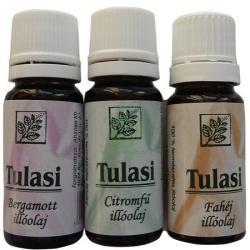 Tulasi Fahéj Illóolaj 10ml