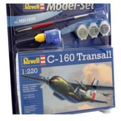 Revell C-160 Transall Set 1/220 63998