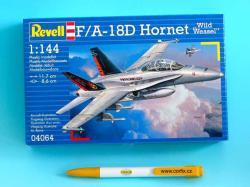 Revell F/A-18D Hornet Wild Weasel 1/144 4064