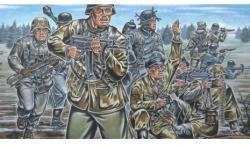 Revell Deutsche Infanterie 1/72 2502