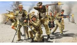 Revell British Infantry 8th Army WWII 1/72 2512