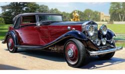 Revell Rolls Royce Phantom II 1934 1/16 7459